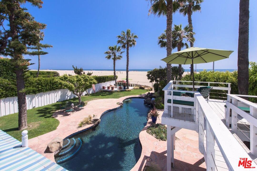 Photo of 443 PALISADES BEACH Road, Santa Monica, CA 90402