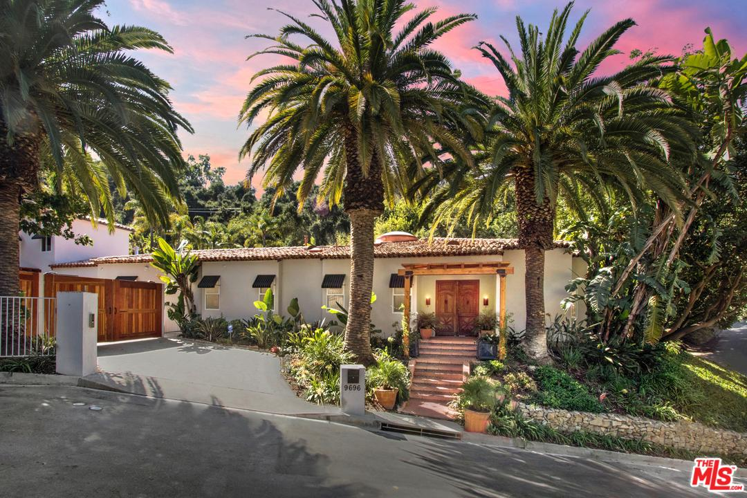 Photo of 9696 ANTELOPE ROAD, Beverly Hills, CA 90210