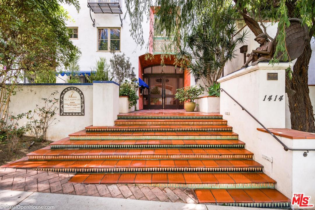 Photo of 1414 North HARPER Avenue #8, West Hollywood, CA 90046
